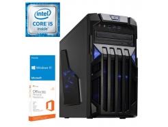 Računalnik  MEGA 2000  i5-6400 /8GB/SSD275GB/GTX750Ti-2GB/ Win10/Off365