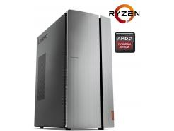 Računalnik Lenovo MT Ideacentre 720 AMD Ryzen 7 1700 8 Core/8GB/SSD256GB-NVMe/AMD-RX570-4GB/DOS
