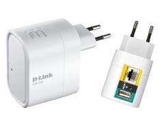 WLAN  Razširitev brezžičnega omrežja D-Link DIR-505 z 1xUSB (dostopopna točka, usmerjevalnik)