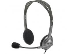 Slušalke Logitech H110 stereo z mikrofonom (981-000271)