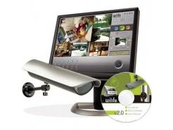 Logitech kamera varnostna DVS Outdoor (zunanja) Master System