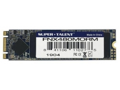 Disk SSD  M.2 80mm 480GB SuperTalent SATA3 TLC 520/450MB/s Type 2280  (FNX480MORM)