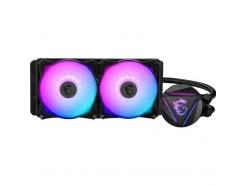 Hladilnik   Intel/AMD tekočinsko hlajenje MSI MAG CORE LIQUID 240R - RGB