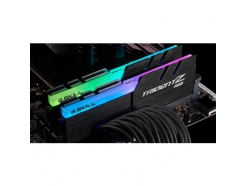 DDR4-16GB 3000MHz CL16 KIT (2x 8GB) G.Skill Trident Z RGB (F4-3000C16D-16GTZR)