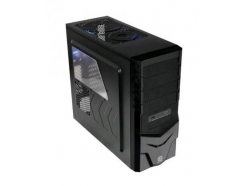 Ohišje  ThermalTake SpaceCraft  VN600A1W2N ČRN USB3.0
