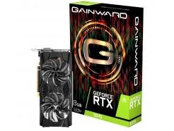 nVidia RTX2070 8GB GDDR6 Gainward TwinX DVI HDMI DisplayPort (1440)