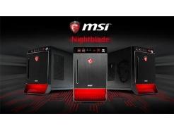 Računalnik MSI Nightblade B85 Gaming i3-4170/8GB/1TB SSHD/GTX750Ti-2GB