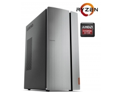 Računalnik Lenovo MT Ideacentre 720 AMD Ryzen 7 1700 8 Core/8GB/SSD256GB-NVMe/AMD-RX570-4GB/DOS