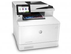 HP   LaserJet Pro M479fdw MFP barvni tiskanje/skeniranje/kopiranje 600x600 dpi 27 strani/minuto čb 27 strani/minuto barvno mreža duplex FAX WIFI (E30L)