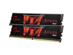DDR4-16GB 3000MHz CL16 KIT (2x 8GB) G.Skill 16GB Aegis (F4-3000C16D-16GISB)