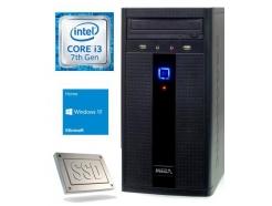 Računalnik  MEGA 2000 i3-7100/4GB/SSD240GB/WIN10-Home