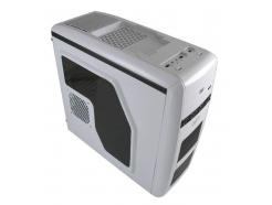 Ohišje  LC Power Gaming 975W ATX Air Wing Middletower 2x120mm ventilator moder, 1x USB3.0, docking, bel