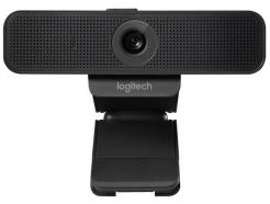 WEB Kamera Logitech C925e 920x1080 pixels USB 2.0 Black (960-001076)