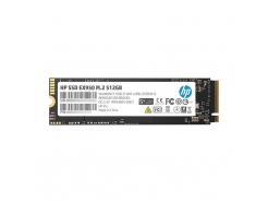 Disk SSD  M.2 80mm PCIe  512GB HP EX950 3D TLC NVMe 3500/2250MB/s Type 2280 (5MS22AA#ABB)