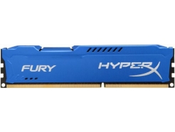 DDR3 4GB 1866MHz CL10 Single (1x 4GB ) Kingston HyperX Fury Blue (HX318C10FB/8)