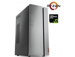Računalnik Lenovo MT Ideacentre 720 AMD Ryzen 7 1700 8 Core/8GB/SSD256GB-NVMe/GTX1660Ti-6GB/DOS