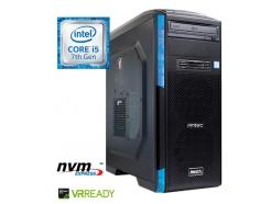 Računalnik  MEGA 6000 i5-7400/8GB/SSD250GB-NVMe/1TB/GTX1050Ti-4GB