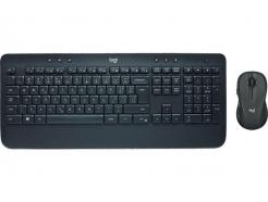 Tipkovnica  +MIŠ Logitech Brezžična Desktop MK545 Combo Advanced, Unifying, SLO gravura (920-008923)
