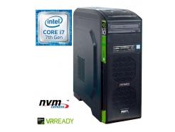Računalnik  MEGA 6000 i7-7700/16GB/SSD250GB-NVMe/2TB/GTX1070Ti-8GB