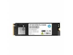 Disk SSD  M.2 80mm PCIe  250GB HP EX900 3D TLC NVMe 2100/1300MB/s Type 2280 (2YY43AA#ABB)