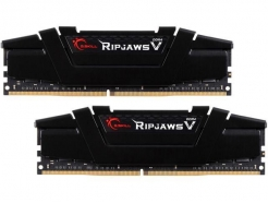 DDR4-32GB 3200MHz CL16 KIT (2x 16GB) G.Skill 32GVR Ripjaws črn (F4-3200C16D-32GVK)