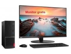 Računalniški komplet Lenovo V530 SFF i5-9400/8GB/SSD512GB/Win 10 Pro + DARILO Monitor Lenovo L27i IPS VGA HDMI + Miška + Tipkovnica - BlackFriday