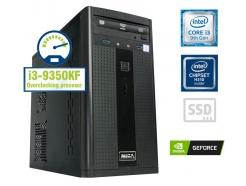 Računalnik  MEGA 2000 i3-9350KF/8GB/SSD480GB/GT730-2GB (E30L)