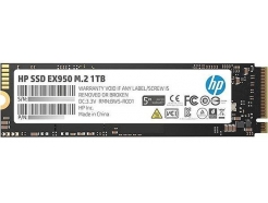 Disk SSD  M.2 80mm PCIe 1TB HP EX950 3D TLC NVMe 3500/2900MB/s Type 2280 (5MS23AA#ABB)