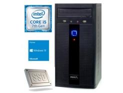 Računalnik  MEGA 2000 i5-7400/4GB/SSD240GB/WIN10-Home