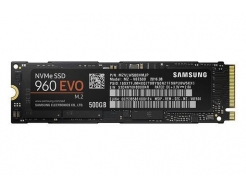 Disk SSD  M.2 80mm PCIe  500GB Samsung 960 EVO Basic NVMe 3200/1800MB/s (MZ-V6E500BW)